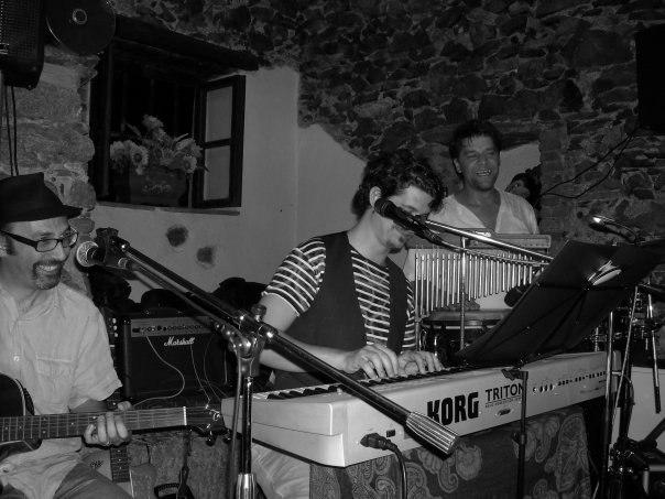 MALTESE LIVE@ Il Panigaccio (Chiaverano) - (TO)